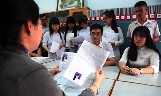 Lập các đoàn kiểm tra đột xuất tới điểm thi THPT Quốc gia 2018