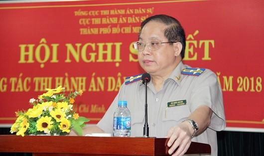 TP Hồ Chí Minh triển khai nhiều giải pháp đột phá trong thi hành án dân sự