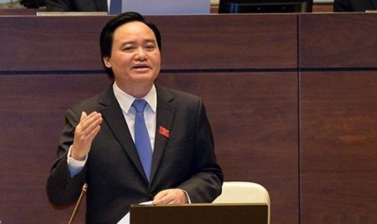 Bộ trưởng Phùng Xuân Nhạ chỉ đạo rà soát lại điểm thi 63 tỉnh, thành