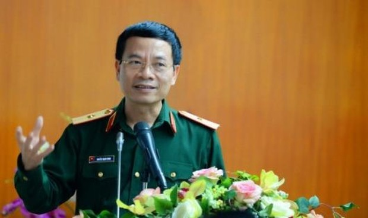 Ông Nguyễn Mạnh Hùng được giao quyền Bộ trưởng Bộ Thông tin và Truyền thông