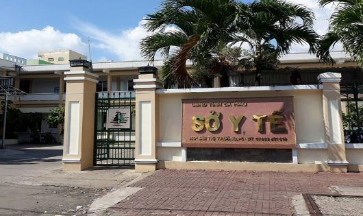 Bắt 2 cán bộ Sở Y tế tỉnh Cà Mau