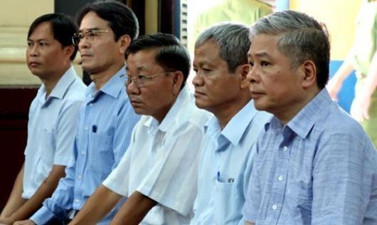 """Bút phê của Phó thống đốc Đặng Thanh Bình được """"giải mã"""" tại phiên tòa"""