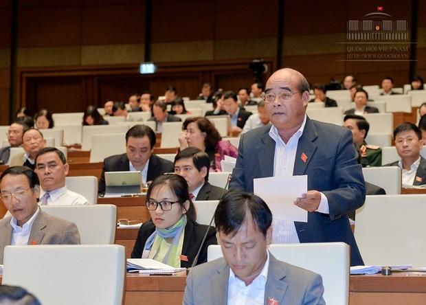 Đại biểu Quốc hội đồng tình với nhiều quy định tại Luật Trợ giúp pháp lý (sửa đổi)