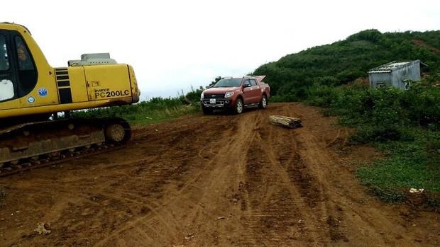 Nhắm mắt, liều mạng cho phép hoạt động khoáng sản vàng tại xã Hợp Châu, Lương Sơn, Hòa Bình