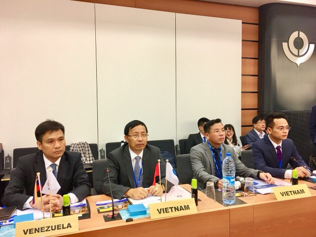 Khai mạc Phiên họp lần thứ 132 Hội đồng hợp tác Hải quan của Tổ chức Hải quan thế giới