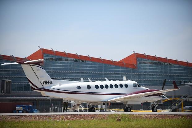 Sân bay quốc tế Vân Đồn đón chuyến bay đầu tiên