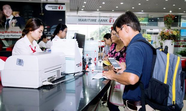 Miễn phí chuyển tiền mùa du học tại Maritime Bank