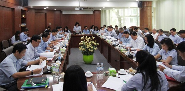 Sawaco tổ chức Hội nghị sơ kết hoạt động sản xuất kinh doanh 6 tháng đầu năm 2018  (20/07/2018)