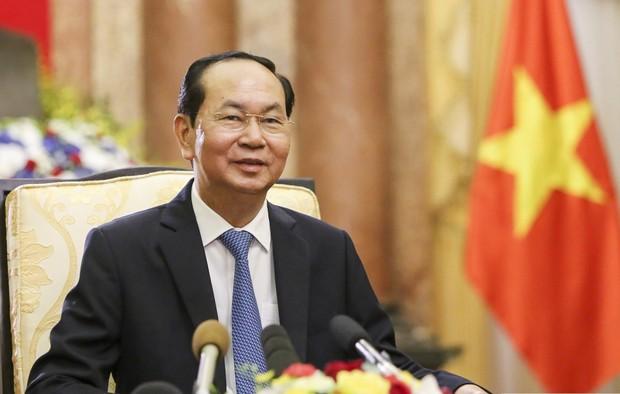 Trả lời phỏng vấn báo chí, Chủ tịch nước cho biết Việt Nam luôn coi trọng thúc đẩy hợp tác nhiều mặt với Ethiopia