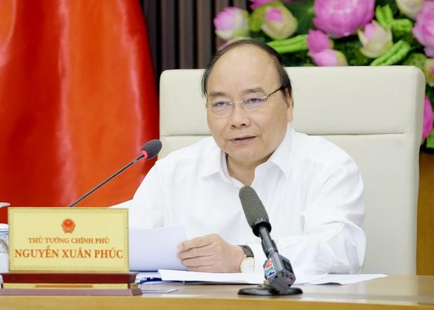 Thường trực Chính phủ họp về công tác tổ chức Diễn đàn Kinh tế thế giới về ASEAN