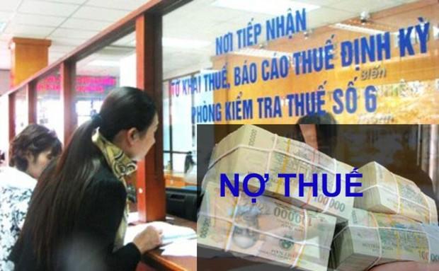 Cục Thuế Tp. Hà Nội tiếp tục công khai danh sách 181 doanh nghiệp nợ đọng thuế