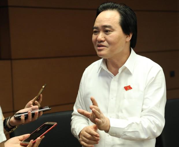 """Bộ trưởng Phùng Xuân Nhạ: """"Ngành Giáo dục và Đào tạo sẽ cố gắng hơn nữa để đáp ứng kỳ vọng của cử tri"""""""