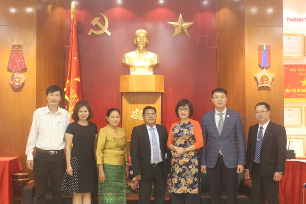 Khai giảng Lớp Đào tạo nghề công chứng cho cán bộ, giảng viên CHDCND Lào
