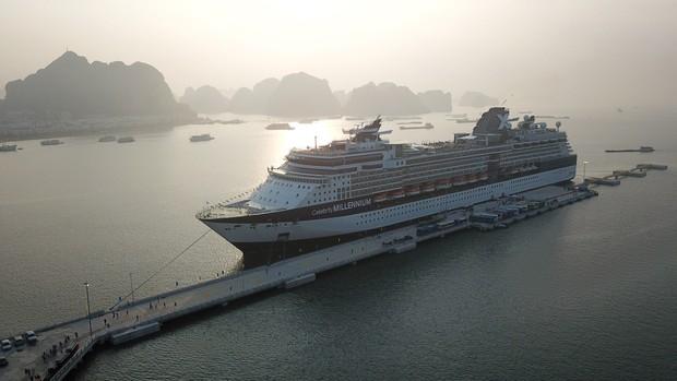 Thấy gì từ cảng tàu khách du lịch quốc tế đầu tiên của Việt Nam do tư nhân đầu tư