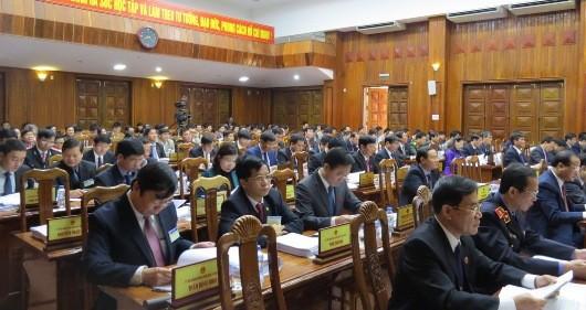 Bí thư Quảng Bình yêu cầu giải quyết có chất lượng các kiến nghị của cử tri