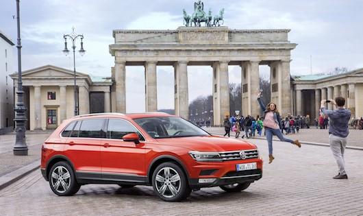 Tiguan Allspace 2018:  Xe SUV 7 chỗ của Đức dành cho người Việt