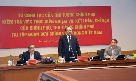 Thủ tướng khen ngợi Tập đoàn VNPT đã đoàn kết trong tái cấu trúc