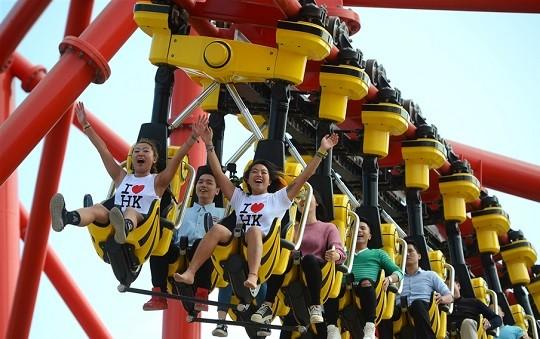 Ghé thăm Dragon Park Hạ Long đã hưởng mức ưu đãi giá vé chỉ có 50.000 đồng