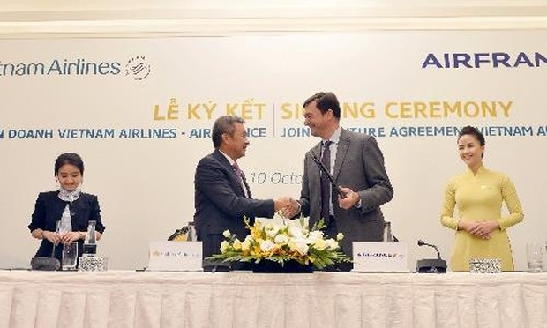 """Vietnam Airline """"rộng cửa"""" kết nối với hơn 1.000 mạng đường bay"""