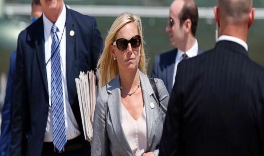Mỹ sắp có nữ bộ trưởng an ninh nội địa