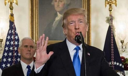 """Công nhận Jerusalem là thủ đô Israel, Tổng thống Mỹ gây """"bão"""" phản ứng"""