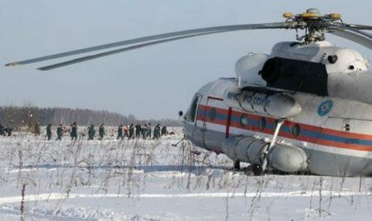 Chủ tịch nước gửi điện thăm hỏi Tổng thống Nga vụ rơi máy bay