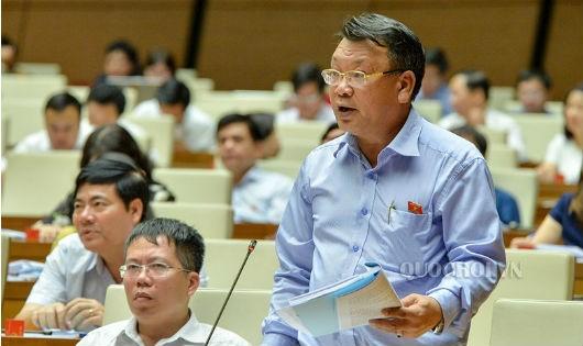 ĐBQH tranh luận về trần quân hàm cấp tướng với Giám đốc công an tỉnh