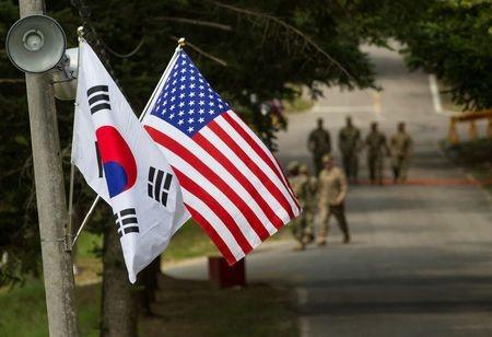 Mỹ, Hàn chính thức xác nhận dừng tập trận quân sự