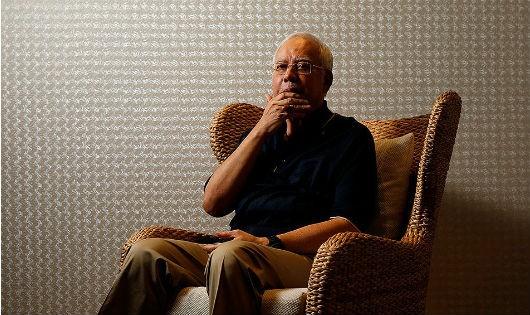 Cựu Thủ tướng Malaysia nói không biết tiền công được chuyển vào tài khoản