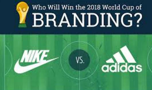 """Nike và Adidas, ai thắng trong """"cuộc chiến"""" tại World Cup 2018?"""