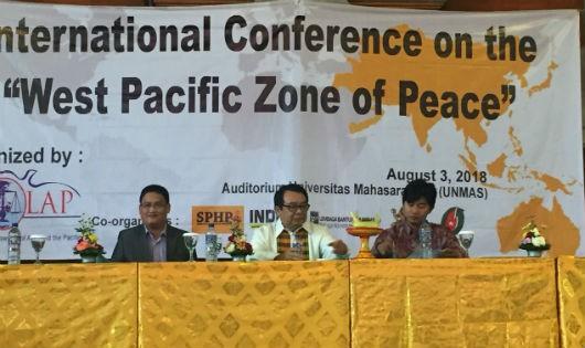 Hội Luật gia châu Á - Thái Bình Dương ra tuyên bố về vấn đề biển Đông