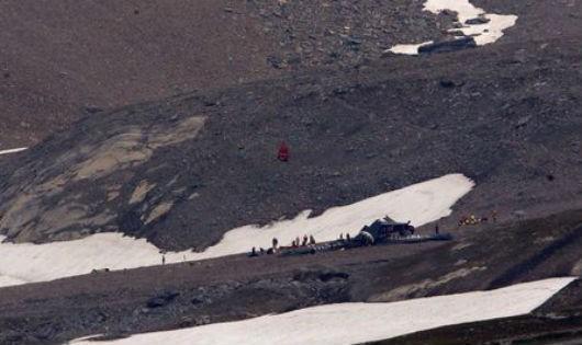 Vụ rơi máy bay cổ ở Thụy Sỹ: Khó tìm nguyên nhân vì không có hộp đen