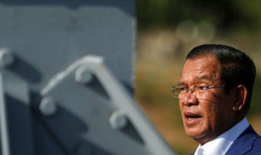 Ngày 7/9, Chính phủ mới của Campuchia họp phiên đầu tiên