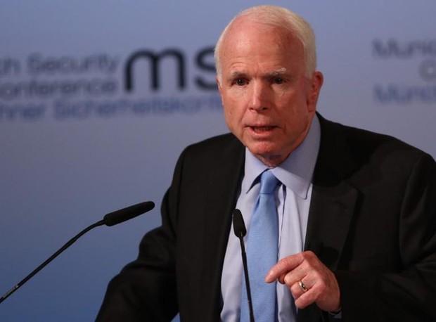 Thượng nghị sỹ Mỹ John McCain qua đời