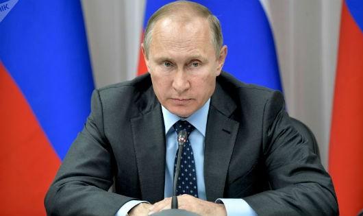 15 tướng Nga bất ngờ bị bãi chức