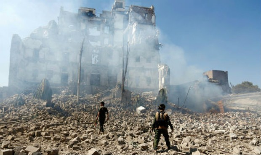 Cuộc xung đột ở Yemen đã khiến khoảng 10.000 người thiệt mạng.