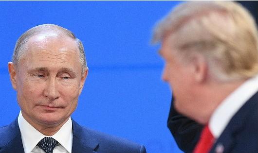 Sau tất cả, ông Trump vẫn gặp ông Putin