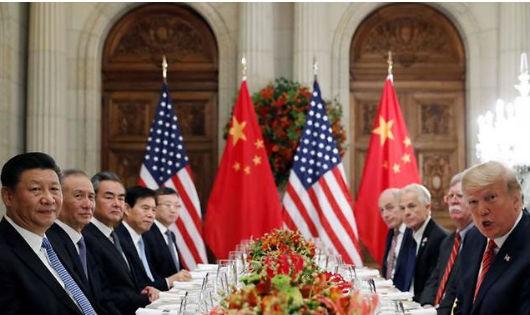 """Mỹ - Trung 'đình chiến"""" về thương mại"""