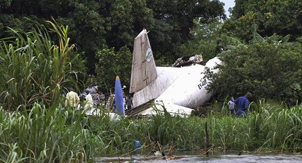 Tai nạn máy bay tại Sudan, ít nhất 7 quan chức thiệt mạng