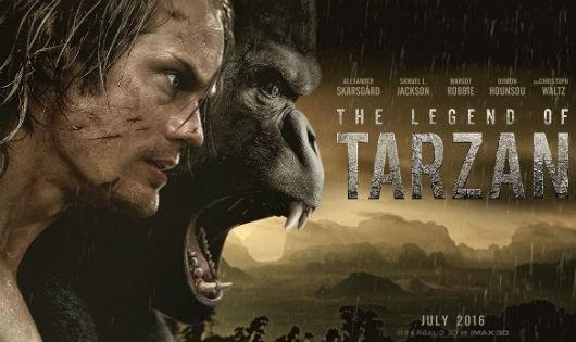 [Phim Âu Mỹ] Huyền Thoại Người Rừng – The Legend of Tarzan (2016)