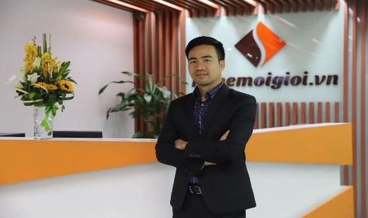 CENLAND chính thức ra mắt Website Cenhomes.vn