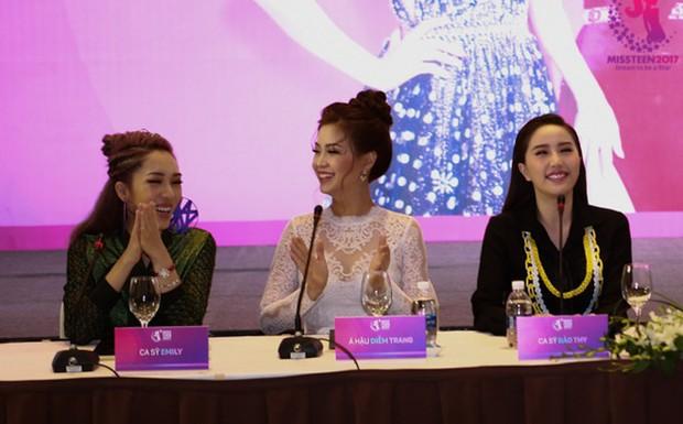 Bảo Thy ,Diễm Trang, Emily tỏa sáng tại lễ khởi động Miss Teen 2017