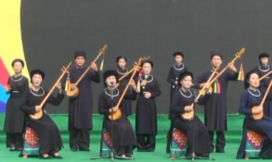 14 tỉnh tham gia Liên hoan hát Then, đàn Tính toàn quốc