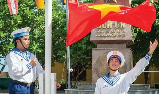 Sẽ phát hành tem 'Biển, đảo Việt Nam'