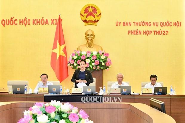 Thường vụ Quốc hội chuẩn bị nhân sự để Quốc hội bầu Chủ tịch nước