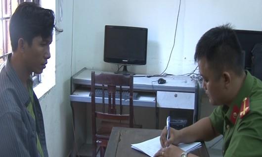 Gã trai Sài Gòn vào Huế thuê nhà rình trộm xe máy