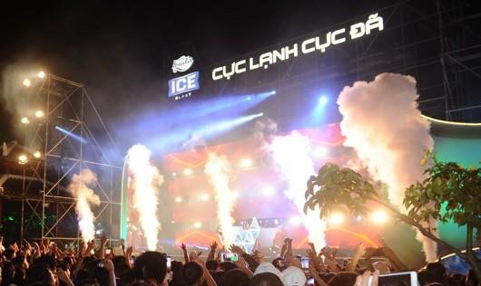Carlsberg Việt Nam ra mắt Huda Ice Blast