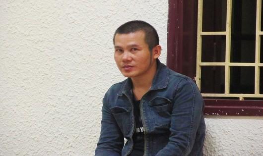 Trần Công Chính tại phiên tòa