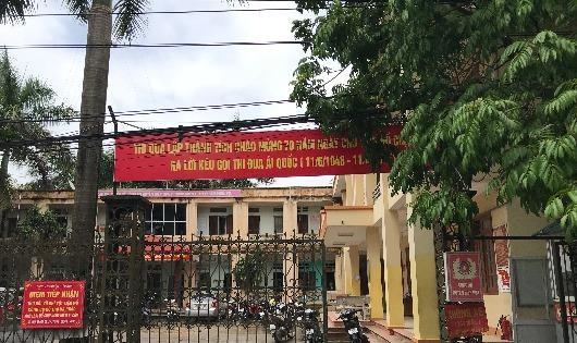 """Bắc Giang: Nhiều cán bộ Công an huyện Hiệp Hòa bị """"tố"""" sai phạm lớn"""