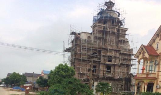 """Hà Nội: Cần thanh tra toàn diện biệt thự """"khủng"""" của giám đốc Công ty Hưng Tín"""